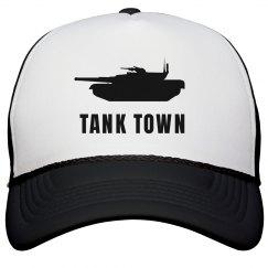 Tank Town cap
