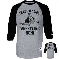 Mom of Girl Wrestler