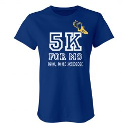 5K For MS