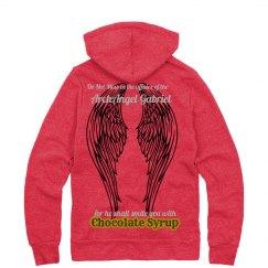 Archangel Gabriel Warning