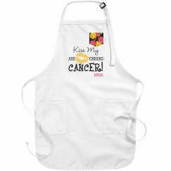 Ladies KMAC CANCER APRON