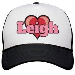 I love Leigh