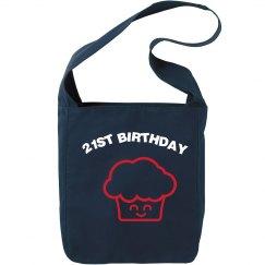 21st Birthday Bag