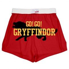 Gryffindor Shorts