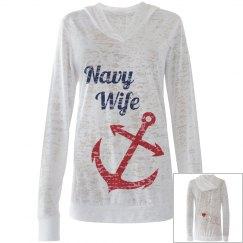 Sweet & Simple Navy Wife