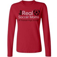 Real Soccer Moms