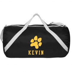 Paw Print Custom Bag