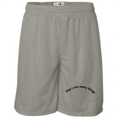 Men shorts Ttmt