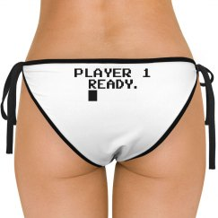 Pixel Player 1 Bottoms