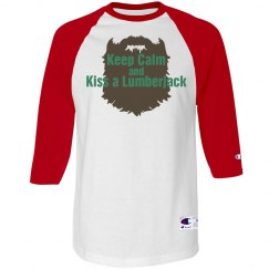 Keep calm lumberjack