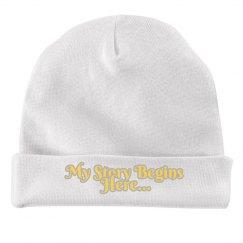 My Story begins here-hat