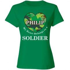 Philip Custom t-shirt