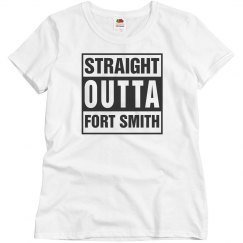 Straight outta fort smith