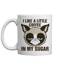 Grumpy Cat Morning Sugar