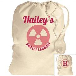 HAILEY. Laundry bag