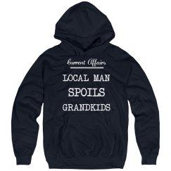 Local man spoils grandkids