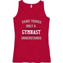 Only gymnast understands