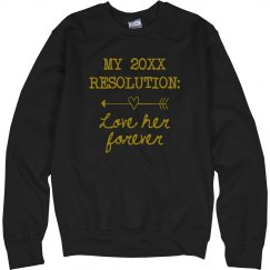 Cute New Years Resolution