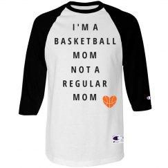 Special Basketball Mom