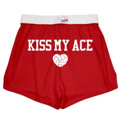 Cute Kiss My Volleyball Ace Sweatpants