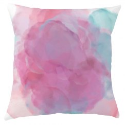 Water Color Pillowcase