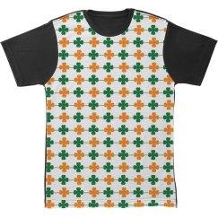 Irish ShamrocksTee