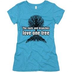 Love One Tree