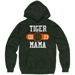 Tiger Basketball Mama