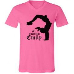 Emily. Cheerleader