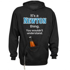 Its a Newton thing