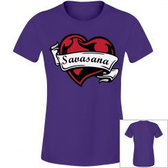Savasana Heart