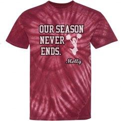 Cheer Season Never Ends