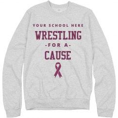 Wrestling Breast Cancer