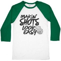 Makin Shots crop top