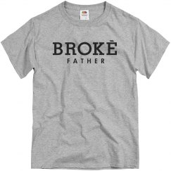 A Very Broke Dad