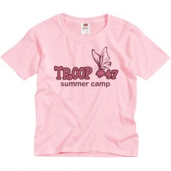 Troop #47 Summer Camp
