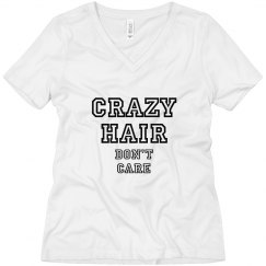 CRAZY HAIR-wmn V