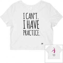 I Have Practice Top  | JDC