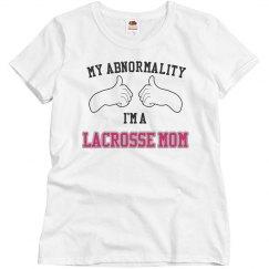 Abnormality lacrosse mom