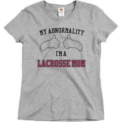 Abnormality lacrosse mom