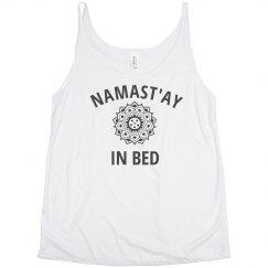 Namast'ay In Bed