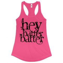 Hey Batter Batter: Pink