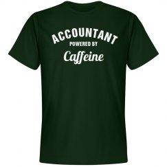 Accountant powered by Caffeine