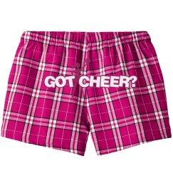 Got Cheer?