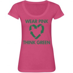 Wear Pink and Recycle