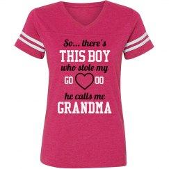 Grandma's Stolen Heart