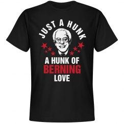 A Hunk of Berning Love