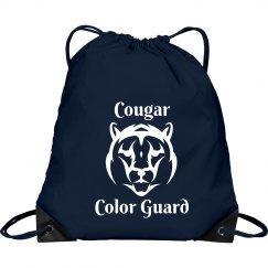 Cougar Color Guard