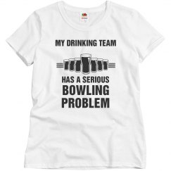 Drinking Bowling Team
