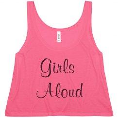 Girls Aloud Tank Top